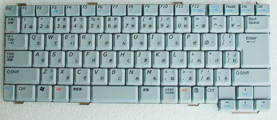 新品NEC LAVIE LL550/700シリーズ等用キーボードK050146C1