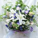 楽天花束・バラ・花卸販売サンモクスイお供え お悔やみ アレンジメントか花束かお花のスタイルをお選び頂けます 8,000円税別