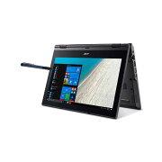 Acer TMB118G2RN-F14QL6 (Celeron N4100/4GB/128GBSSD/11.6/Windows 10 Pro 64bit/WindowsInk/コンバーチブル/モバイル/1年保証/マットブラック/Office Personal 2016)