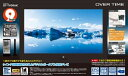 OVER TIME 9インチ録画機能付き地上デジタルポータブル液晶テレビ OT-TV09AK ブラック