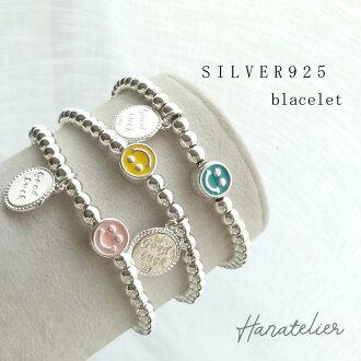 9 種顏色可供選擇的 8 ★ 水晶石 & 黃金手鐲浸泡和圓滑的手鐲 bra006 環繞手鐲