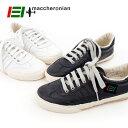 ローカット レザースニーカー ブラック BLACK 黒 ハンドメイド スニーカー メンズ レディース 靴