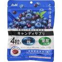 【5個セット】アサヒグループ食品 キャンディサプリ 1日分の鉄 64g