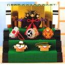 手作り キット クリスタル兜の三段飾り CR-50 五月人形 端午の節句 パナミ 取寄せ商品 ネコポス可