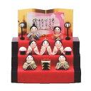 パナミ MT-8 雛段飾り 雛人形 手作りキット 節句 ミニ コンパクト 取寄せ商品 手芸の山久