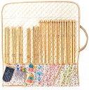ハマナカ H250-802アミアミ棒針ハンディセット 手編み 編み針 hama 手芸の山久