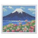 スキルミニギャラリー MG212 富士山 ハートフルコレクション 元廣 手芸の山久