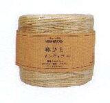 nsk 麻ひも インディゴ約100m A-1 生成 ジュート(黄麻)100% 編み物 かごバック 手芸の山久