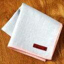 流行包, 飾品, 名牌配件 - 無地プリントハンカチ 1201 グレー【楽ギフ_包装】