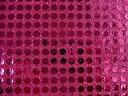 【生地の切売】舞台衣装に最適ラメ・スパンコール生地 ピンク【50cm単位】 [RS-3]