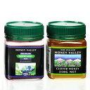 選べる!クローバーハニーとクローバーハニーwithブルーベリー 250g × 2個セット ニュージーランド産クローバーはちみつとってもクリーミーな天然生はちみつ 蜂蜜 ハチミツ