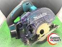 【中古美品】makita マキタ 125mm 充電式防じんマルノコ KS513DRG バッテリー2個 充電器 ケース付き【中古】