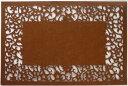 プレイスマット ポリエステルフェルトシリーズ 「スター」 ブラウン 030082LBR テーブルマット 敷物 (8675589) 【送料別】【通常配送】