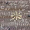 クッションマット65 キイロハナビラ 70203 10cm単位 (9635432) 【送料別】【通常配送】