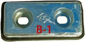 亜鉛板 B-1
