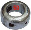 シャフト亜鉛 割型 50mm