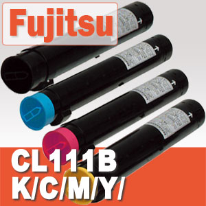CL111B K / C / M / Y /   FUJITSU リサイクルトナー ※平日AM注文は即納(を除く) トナー全品宅急便無料!(他商品との同梱は承れません)10P05Nov16