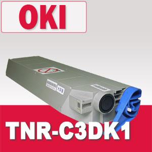 TNR-C3D K1 ブラックトナーOKI(沖データー)対応リサイクルトナー ※平日AM注文は即納(を除く) トナー全品宅急便無料!(他商品との同梱は承れません)10P05Nov16 あかるい