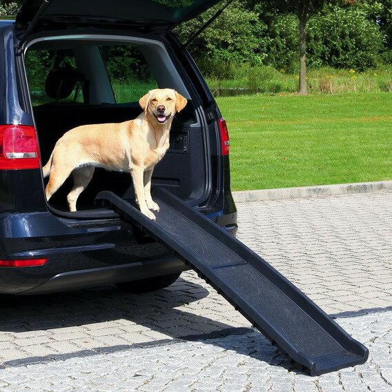 【ドイツTRIXIE】新発売!ドライブには必需品のドライブ用品!ドイツTRIXIE ドライブ用スロープ ペットウォークフォールディングランプ【ステップ スロープ 介護 歩行補助 ドライブ アウトドア】※9月末頃入荷予定です 【ドイツTRIXIE】ドイツの有名ブランド!トリクシーは世界中で販売されている人気ブランドです。