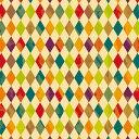 レトロ包装紙(レトロダイヤ)【半才判・50枚入り・ラッピング用品】[繁盛工房]