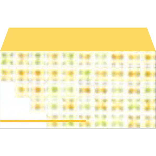 イベント用品 商品券袋 横封 縦92mm×横18...の商品画像