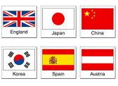 国旗シール