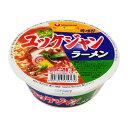 【農心】ユッケジャンカップ麺86g(小)...