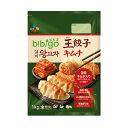 ショッピングギョウザ 【ビビゴ】bibigo 王餃子(キムチ)