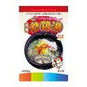 ソウル市場 自社製 冷凍参鶏湯