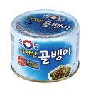 樂天商城 - ユドン 天然産つぶ貝の缶詰 140g