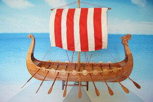 帆船模型 バイキング(完成品)