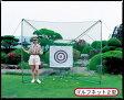 ■送料込■メーカー直送■ゴルフネットGN-720型 据置折りたたみタイプ(ゴルフネット2型)