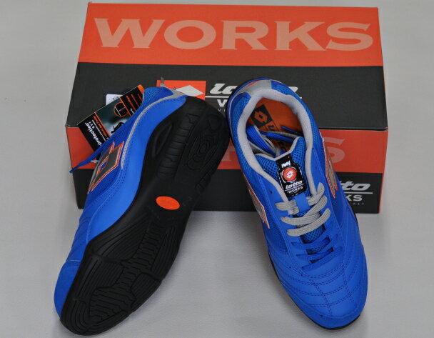靴の国イタリアのトップスポーツブランド「LOTTO」が展開するワークブランド「LOTTO WORKS」の新作セフティーシューズ 【送料込】LOTTO WORKS 安全靴・セフティー
