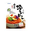 【宋家のシリーズ】【宋家のシリーズ】宋家のチョル麺(420g・2人前) /12入