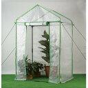 ビニール温室 ワイド / ビニールハウス フラワースタンド 大型温室/RCP/05P03Sep16/【HLS_DU】