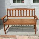 木製ガーデンベンチ MA-120BC  /  ガーデンファニチャー ガーデンチェアー ガーデンベンチ ベンチ チェアー / RCP / 05P03Sep16 / 【HLS_DU】