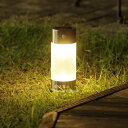 ソーラーステンレス パワーセンサーポールライト S/ガーデンライト/ソーラーライト/人感センサー付/...