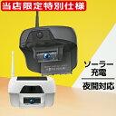 防犯カメラ ソーラー【第一世代】【お試し価格】 屋外 ワイヤ...