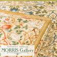 06/27までポイント10倍!【東京西川】【MORRIS Gallery(モリスギャラリー)】綿毛布(毛羽部分)140×200cm SD5010