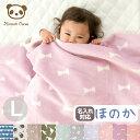日本製 ひなたぼっこ 綿毛布 ハーフサイズ キッズ ベビー 140×100 しっかり厚手 綿100