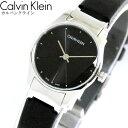 手表 - CK カルバンクライン Calvin Klein 腕時計 ウォッチ レディース CLASSIC TOO クラシック トゥー 2針 ブラック レザー K4D231CY ファッション スイス製クオーツ ブランド ラッピング無料可 人気 プレゼント おしゃれ おすすめ