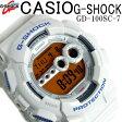CASIO カシオ G-SHOCK Gショック ジーショック メンズ 腕時計 クレイジーカラーズ メンズウォッチ MEN'S WATCH うでどけい ホワイト 白