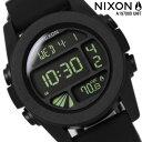 【送料無料】ニクソン THE UNIT A197000 NIXON 腕時計 メンズ ユニット 時計 デジタル ストップウォッチ アラーム ブラック ウレタン 時計 プレゼント ギフト
