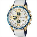 エンジェルクローバー Angel Clover メンズ腕時計 MO44YNV-WH ホワイト