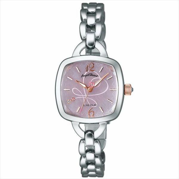 エンジェルハート AngelHeart レディース 腕時計 ラブソーラー LSS24SPM