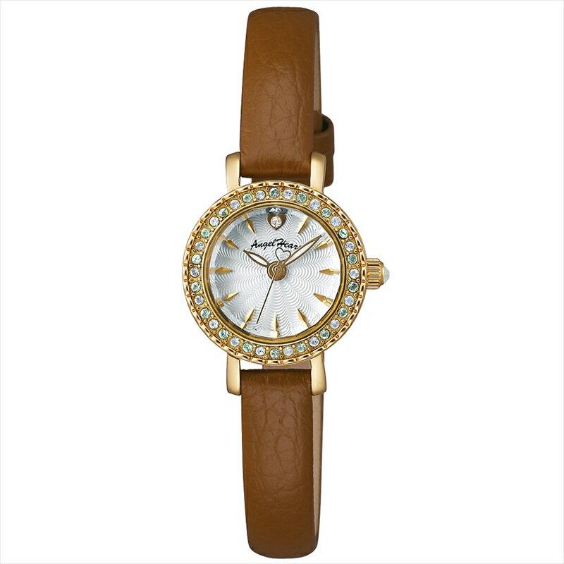 エンジェルハート Angel Heart 腕時計 エターナルクリスタル シルバー ET21Y-BW