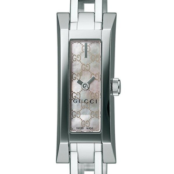 グッチ GUCCI 腕時計 G-LINK ホワイトパール YA110525