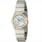 オメガ OMEGA レディース腕時計 コンステレーション 123.25.24.60.05.001 ホワイトパール