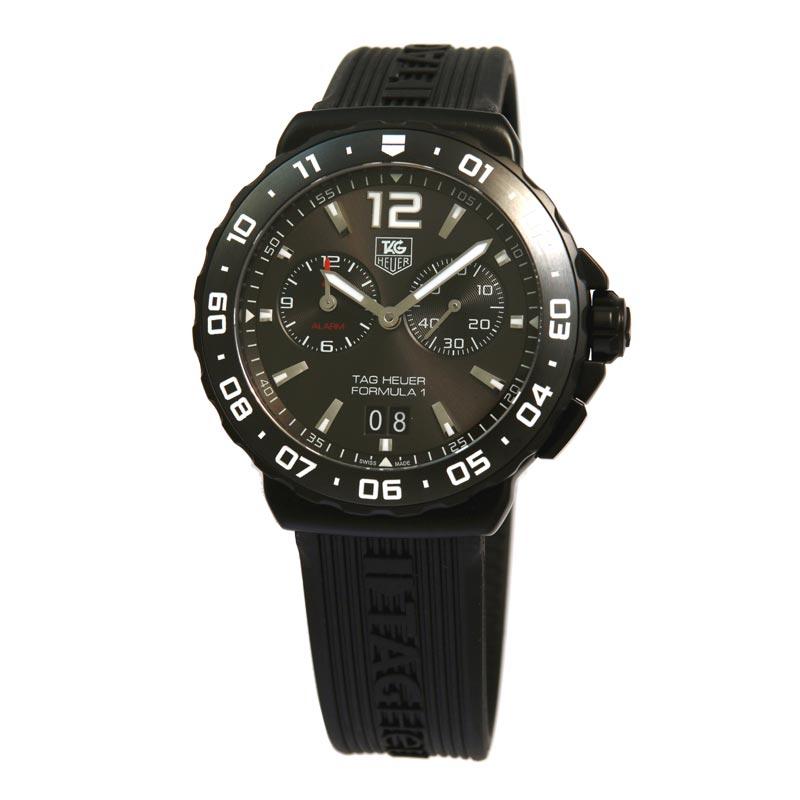 タグホイヤー TAG Heuer 腕時計 FORMULA 1 ブラック WAU111D.FT6024