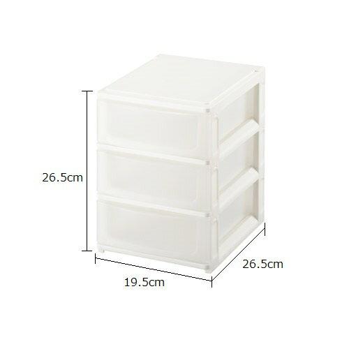 【在庫限り】【サンイデア】ポスデコ【A5浅3段】書類ケース 小物入れ 3段ボックス カラーボックス 3段 カラーボックス 2段 収納ボックス【pos'deco】【RCP】